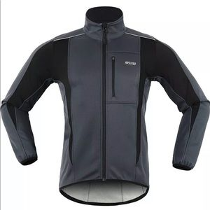 NWTWinter Warm UP Thermal Softshell Cycling Jacket